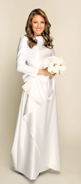Modest Couture An Online Company With A Physical Location In Chicago That Allows The Bride To Create Fully Customized Gown Entirely